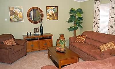 Living Room, Regency Village, 0