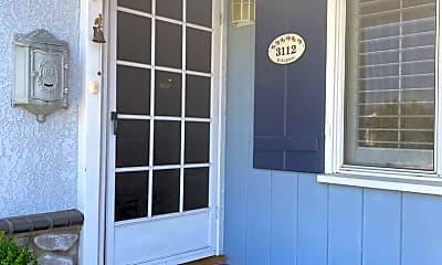 Bedroom, 3112 Eckleson St, 2