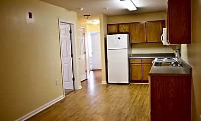 Kitchen, 110 S Roberson St, 1