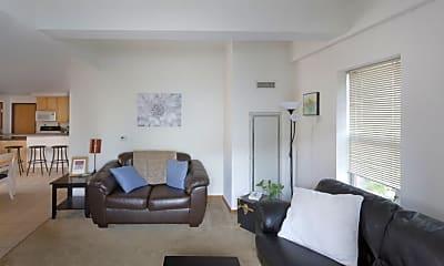 Living Room, 420 West, 1