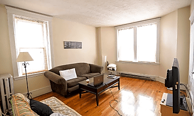 Living Room, 15 Parkman St, 0
