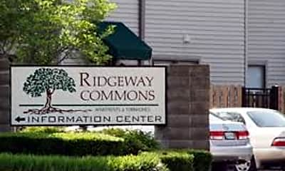 Community Signage, Ridgeway Commons, 2