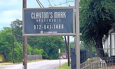 Clayton Mark Apts, 1