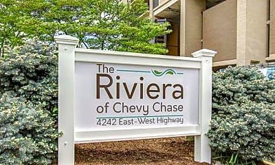 Community Signage, 4242 East-West Hwy 707, 2