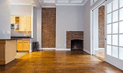 Living Room, 1495 3rd Ave, 1