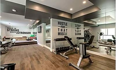 Fitness Weight Room, Westgate Wonder, 1
