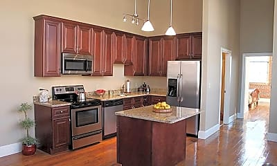Kitchen, 413 Central Ave 3-011, 1
