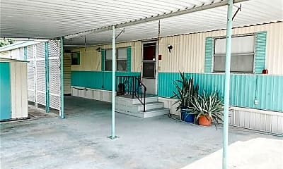 Patio / Deck, 9401 N 10th St 1-31, 2