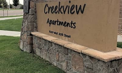 Creekview Apartments, 1