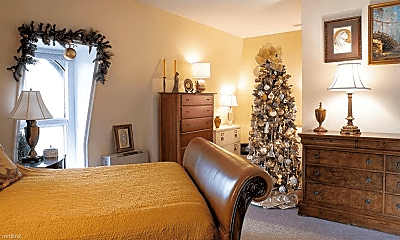 Bedroom, 414 Franklin St, 1