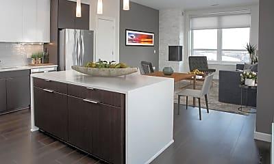 Kitchen, 180 Kellogg Blvd 1703, 0