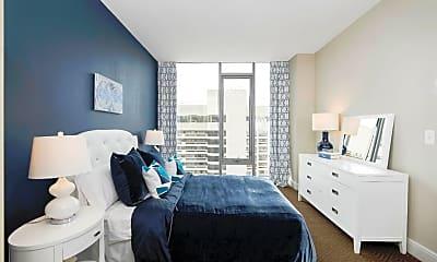 Bedroom, 200 N 16th St 2001, 2