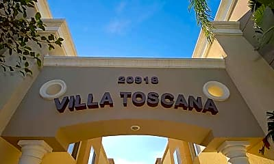 Villa Toscana, 0