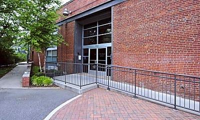 Building, Trolley Station & Manchester Motorworks, 0