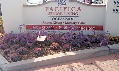 Pacifica Senior Living Oceanside, 1