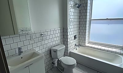 Bathroom, 609 Broadway, 2
