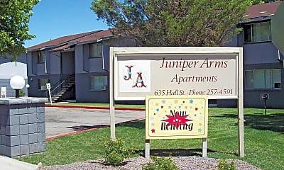 Juniper Arms, 0