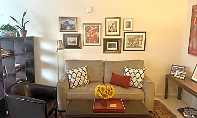 Bedroom, 1420 N St NW 516, 1