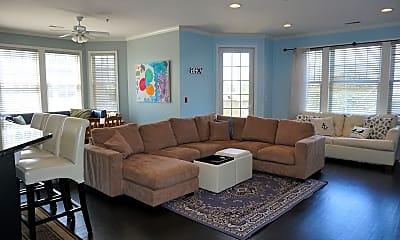 Living Room, 33 Cooper Ave 216, 1