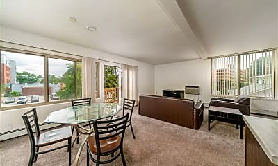 Living Room, 551 Albert St, 2
