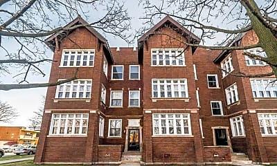 Building, 10901 S Vernon, 0