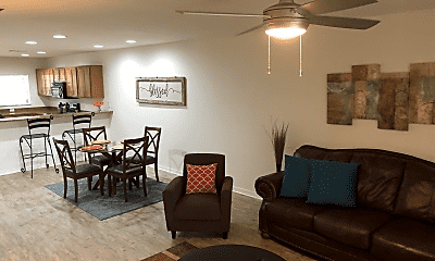 Living Room, Villages at Laurel Meadows, 2