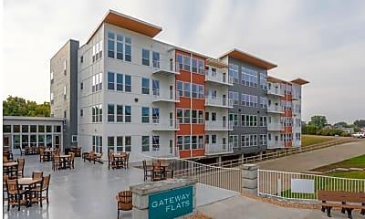 Building, 284 Manhattan Blvd 107, 0