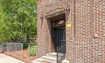 Building, Bell Lofts, 1