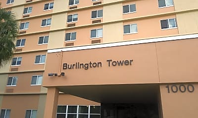 Burlington Tower, 1