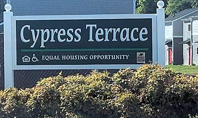 Cypress Terrace, 1