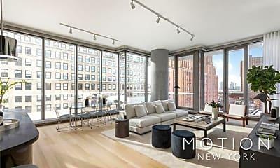Living Room, 505 W 47th St, 0
