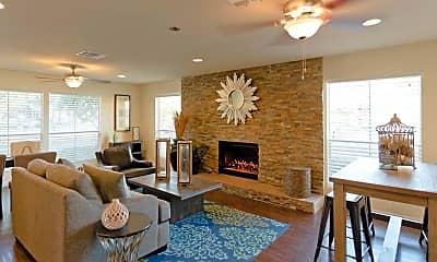 Living Room, Timbers of Deerbrook, 1