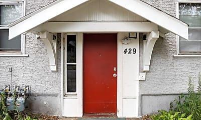 Building, 429 Fry St, 2
