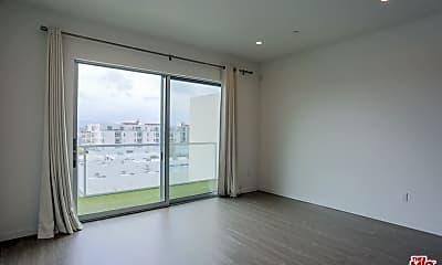 Living Room, 4140 Glencoe Ave 605, 1