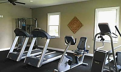 Fitness Weight Room, 610 Towhee Ln, 2