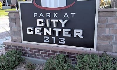 The Park at City Center, 1