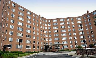 Building, The Colonade, 1