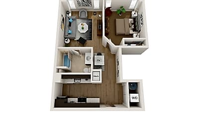 Luxe Apartments, 2