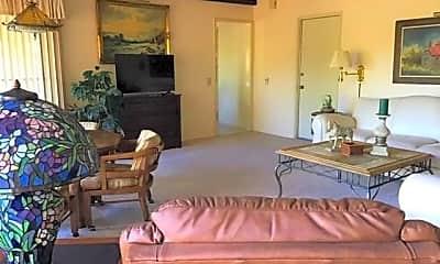 Living Room, 10320 W Desert Rock Dr, 1