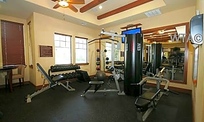 Fitness Weight Room, 14000 The Lakes Blvd, 2