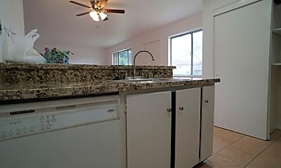 Kitchen, 4600 Greenholme Dr, 2