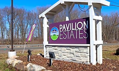Community Signage, Pavilion Estates, 0