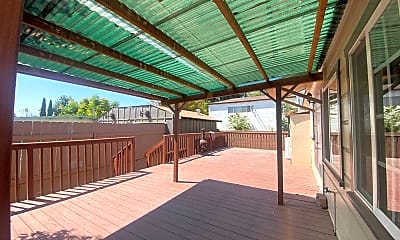 Patio / Deck, 7351 San Miguel, 2