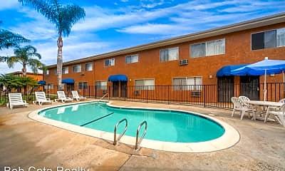 Pool, 218 W Clemmens Ln, 2