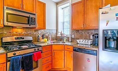 Kitchen, 1708 Federal St B, 1