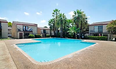 Pool, Alamo Estates, 0