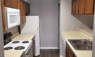 Kitchen, 9623 Walnut St, 1