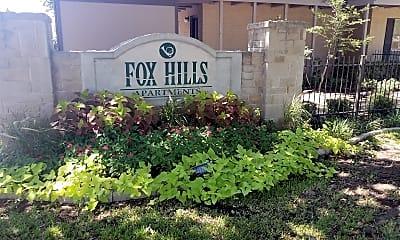 Fox Hills Apartments, 1