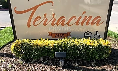 Terracina Apartments, 1
