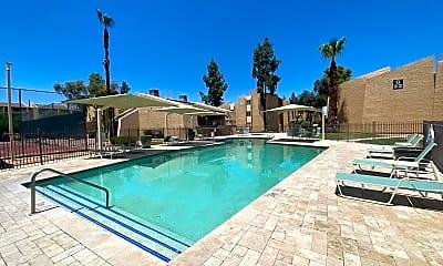 Pool, 8055 E Thomas Rd C107, 2